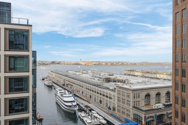 135 Seaport Boulevard #1202, Boston, MA 02210 (MLS #72790464) :: The Gillach Group
