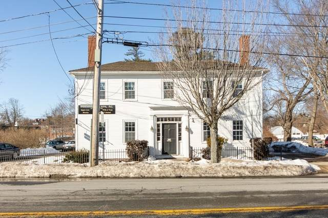 5 Lafayette Rd, Salisbury, MA 01952 (MLS #72790473) :: The Gillach Group
