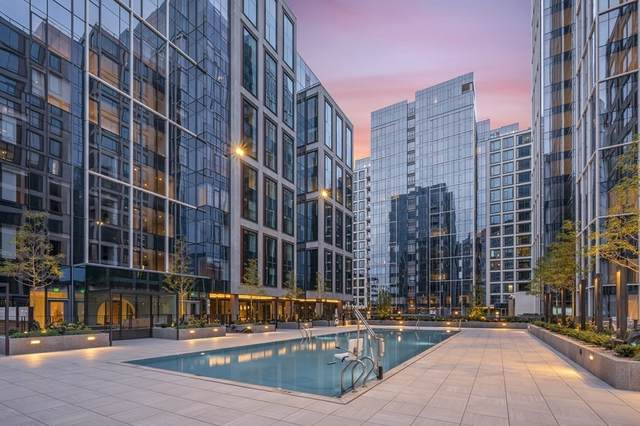 135 Seaport Boulevard #1109, Boston, MA 02210 (MLS #72790477) :: The Gillach Group