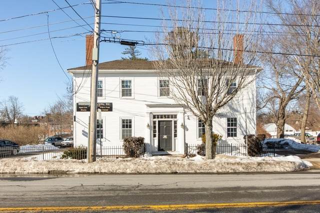 5 Lafayette Rd, Salisbury, MA 01952 (MLS #72790492) :: The Gillach Group