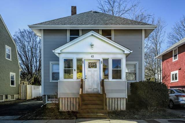 43 Park Street, New Bedford, MA 02740 (MLS #72790553) :: Cosmopolitan Real Estate Inc.