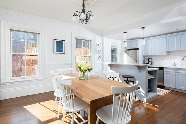 25 E Springfield #1, Boston, MA 02118 (MLS #72790582) :: Westcott Properties