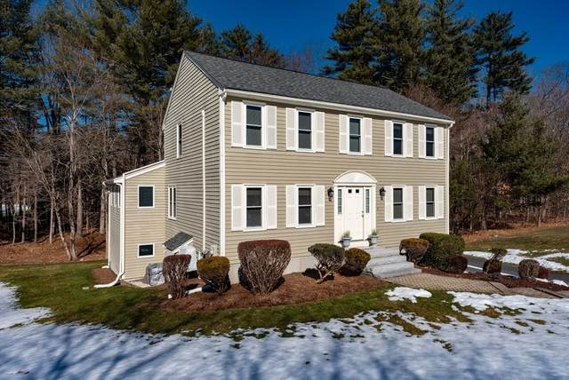 1 Cooper Rd, Mansfield, MA 02048 (MLS #72790612) :: Cosmopolitan Real Estate Inc.