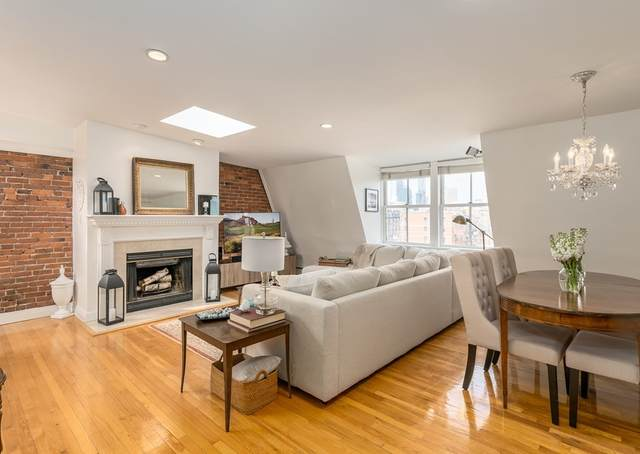 455 Massachusetts Ave #5, Boston, MA 02118 (MLS #72790616) :: The Gillach Group