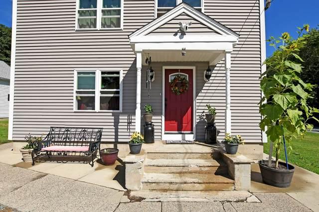 564 Tremont St, Rehoboth, MA 02769 (MLS #72790618) :: Cosmopolitan Real Estate Inc.
