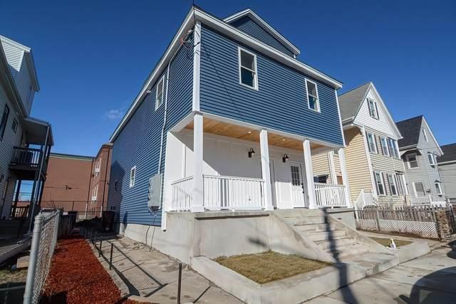 43 Alfred St #1, Everett, MA 02149 (MLS #72790646) :: Cosmopolitan Real Estate Inc.