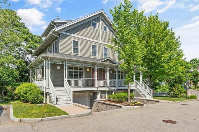 3 Russell Pl #3, Arlington, MA 02474 (MLS #72790674) :: Alex Parmenidez Group