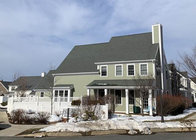 6 Barretts Road #6, Hudson, MA 01749 (MLS #72790682) :: Cosmopolitan Real Estate Inc.