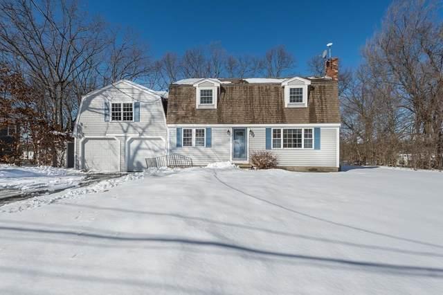 38 Blueberry Hill Road, Woburn, MA 01801 (MLS #72790683) :: Cosmopolitan Real Estate Inc.