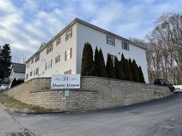 21 Mount Vernon St 1C, Worcester, MA 01605 (MLS #72790685) :: Cosmopolitan Real Estate Inc.