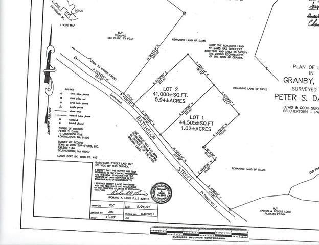 Lot 2 Batchelor St, Granby, MA 01033 (MLS #72790717) :: RE/MAX Vantage