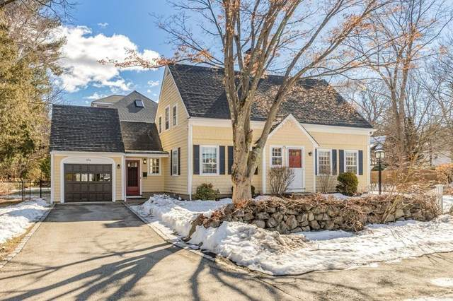 376 Highland Avenue, Winchester, MA 01890 (MLS #72790735) :: Charlesgate Realty Group