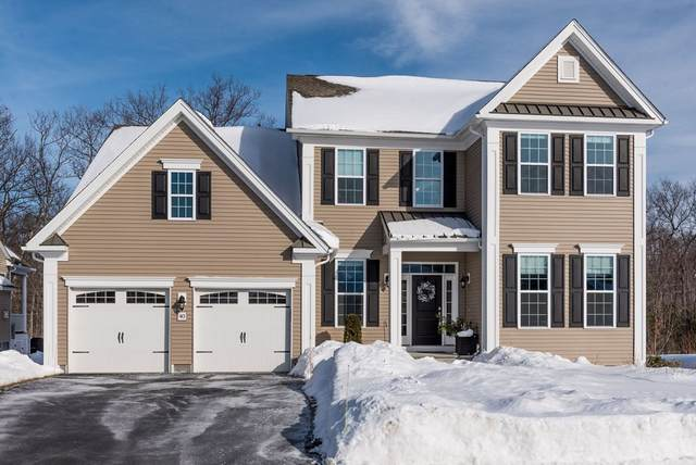 40 Sequoia Drive, Methuen, MA 01844 (MLS #72790744) :: DNA Realty Group