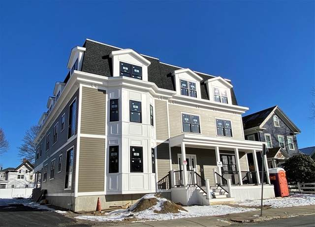 87 Essex Street #3, Melrose, MA 02176 (MLS #72790799) :: DNA Realty Group