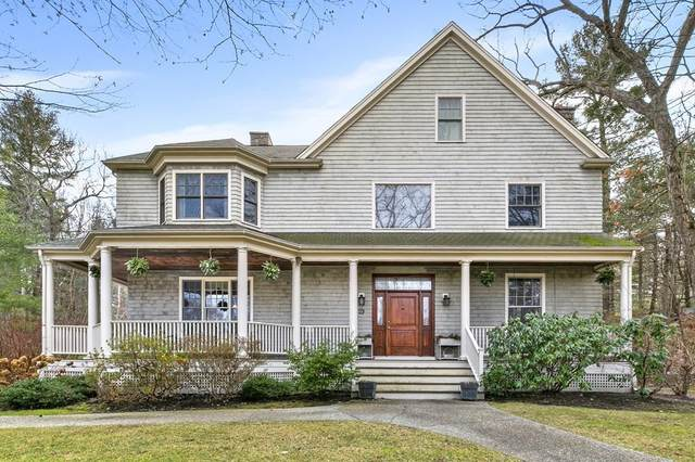 59 Crestview, Milton, MA 02186 (MLS #72790861) :: Dot Collection at Access