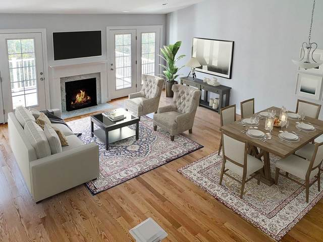 47 Bartlett Rd. Th-47, Hanover, MA 02339 (MLS #72790863) :: Spectrum Real Estate Consultants