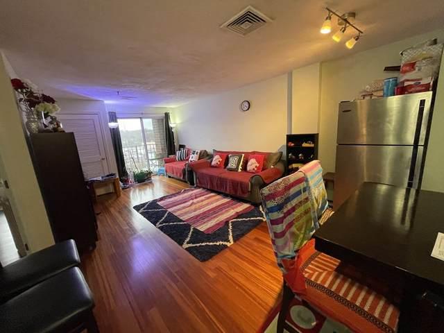 230 Willard St #602, Quincy, MA 02169 (MLS #72790873) :: Westcott Properties