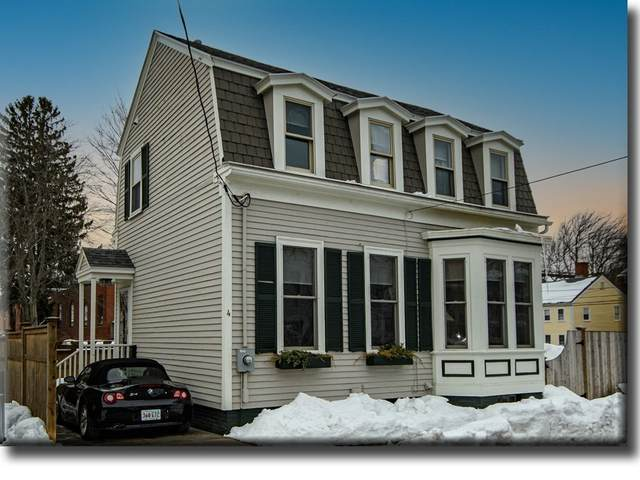 4 Otis Place, Newburyport, MA 10950 (MLS #72790880) :: The Gillach Group