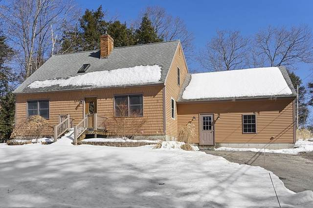34 Spruce Dr, Ashburnham, MA 01430 (MLS #72790883) :: The Gillach Group
