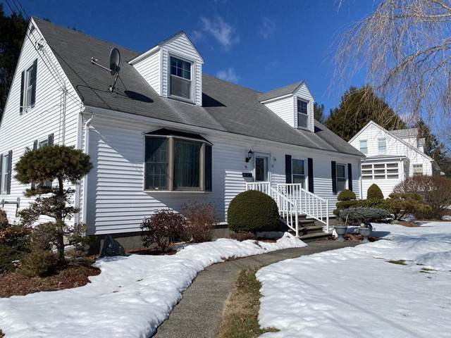 9 Charlton Rd, Dudley, MA 01571 (MLS #72790899) :: The Gillach Group