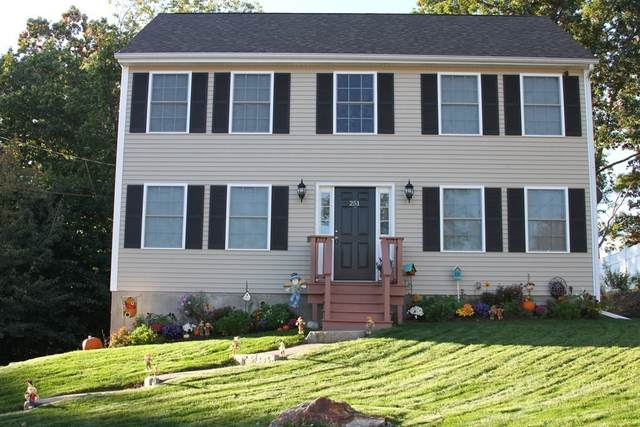 251 Sewall St, Manchester, NH 03103 (MLS #72790922) :: Conway Cityside