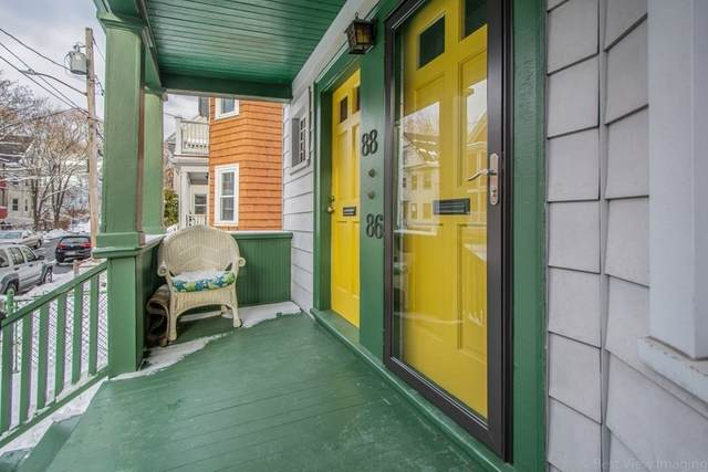 86-88 Yorktown, Somerville, MA 02144 (MLS #72790932) :: The Duffy Home Selling Team