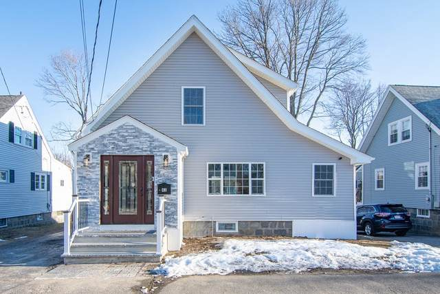 41 Arborway Dr, Braintree, MA 02184 (MLS #72790981) :: Dot Collection at Access