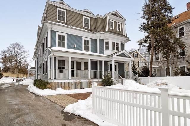 681 Hammond St A, Brookline, MA 02467 (MLS #72791124) :: The Duffy Home Selling Team