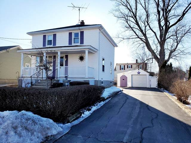135 Knight Street, Woonsocket, RI 02895 (MLS #72791138) :: Westcott Properties