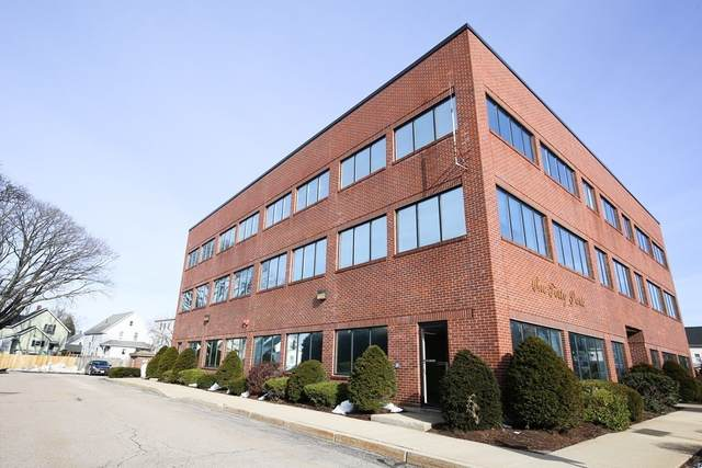 140 Park St #4, Attleboro, MA 02703 (MLS #72791199) :: The Seyboth Team