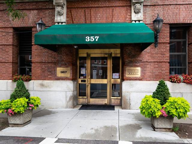357 Commercial St #115, Boston, MA 02109 (MLS #72791241) :: The Duffy Home Selling Team