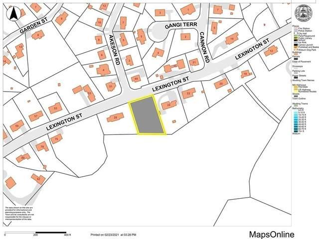 0 Lexington St, Woburn, MA 01801 (MLS #72791280) :: East Group, Engel & Völkers