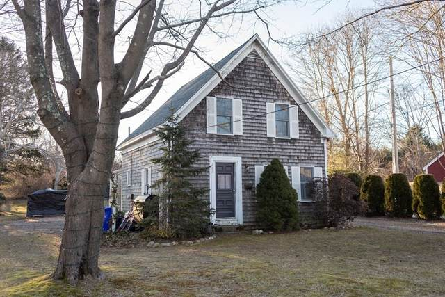 182 Old Plymouth Road, Bourne, MA 02562 (MLS #72791358) :: Cape Cod and Islands Beach Properties