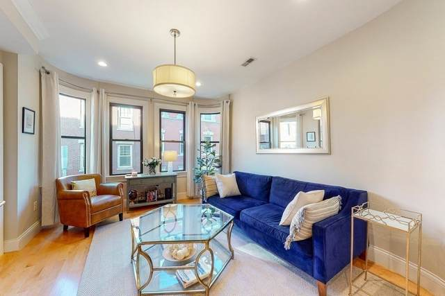 18 Cooper Street #3, Boston, MA 02113 (MLS #72791363) :: The Duffy Home Selling Team