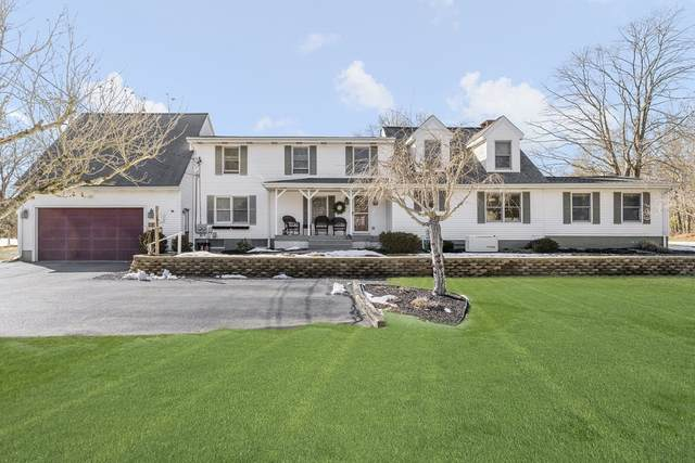 2390 Diamond Hill Road, Cumberland, RI 02864 (MLS #72791398) :: Westcott Properties