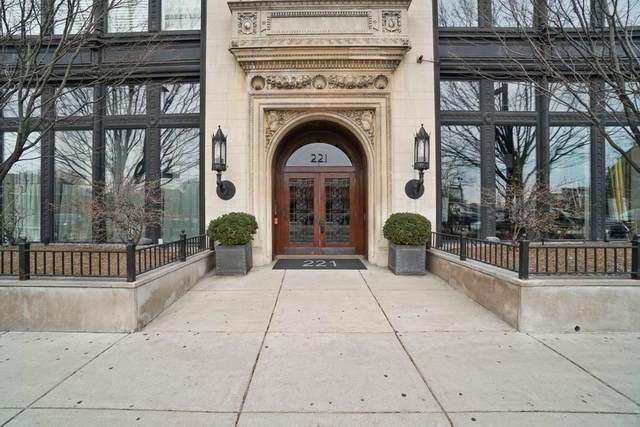 221 Columbus Ave #402, Boston, MA 02116 (MLS #72791510) :: Boston Area Home Click