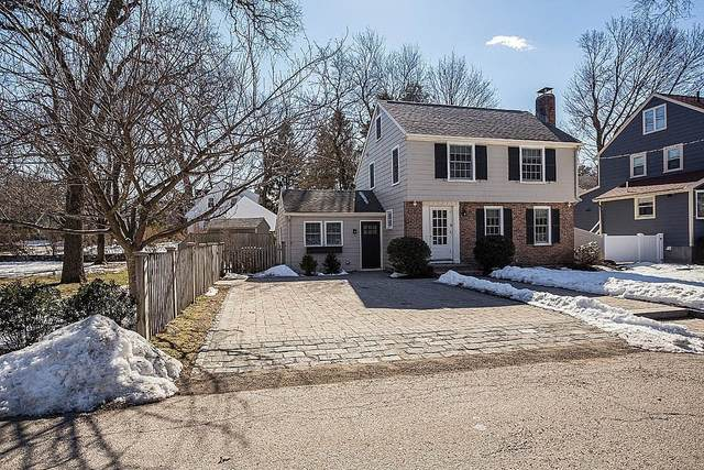 18 Artwill Street, Milton, MA 02186 (MLS #72791556) :: Dot Collection at Access