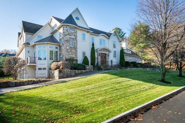 66 Cutler Ln, Brookline, MA 02467 (MLS #72791584) :: The Duffy Home Selling Team