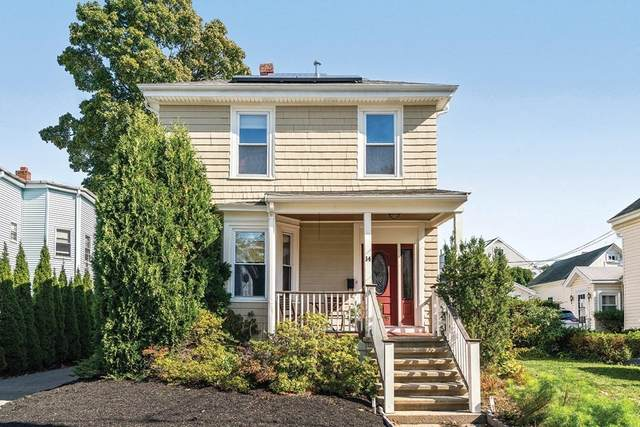 14 Summer St, Boston, MA 02132 (MLS #72791659) :: Charlesgate Realty Group