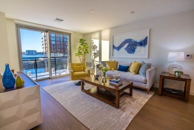 45 Lewis Street #617, Boston, MA 02128 (MLS #72791698) :: Dot Collection at Access