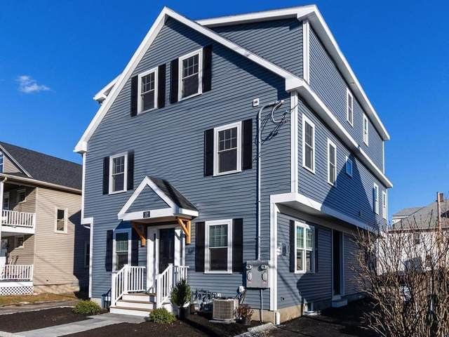 120 Bright Street #1, Waltham, MA 02453 (MLS #72791731) :: Charlesgate Realty Group