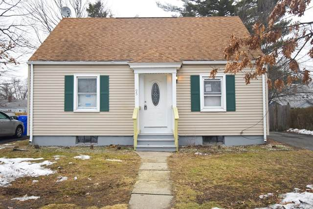 95 Eddy St, Springfield, MA 01104 (MLS #72791734) :: HergGroup Boston