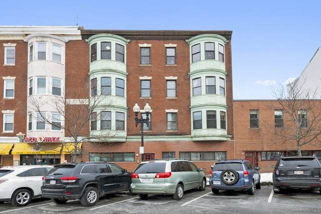63 Maverick Square #11, Boston, MA 02128 (MLS #72791751) :: Westcott Properties