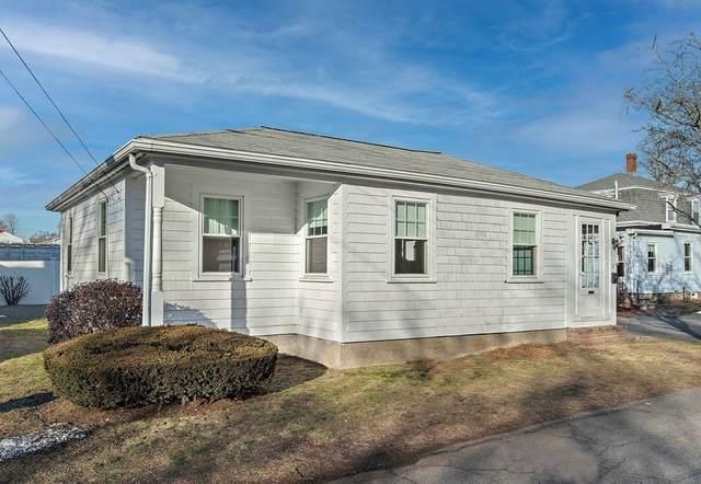 11 Pierce Ct, Weymouth, MA 02191 (MLS #72791818) :: Charlesgate Realty Group