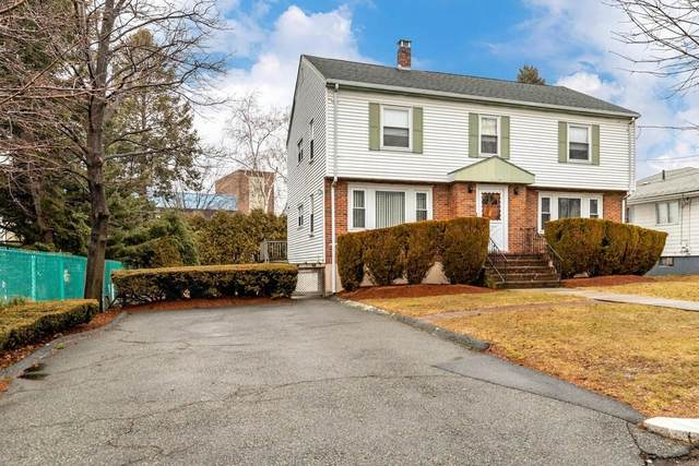 30 East Mountain Ave, Revere, MA 02151 (MLS #72791822) :: Charlesgate Realty Group