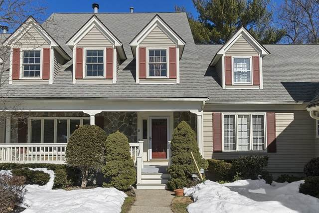 33 Michael Way #33, Andover, MA 01810 (MLS #72791989) :: Kinlin Grover Real Estate