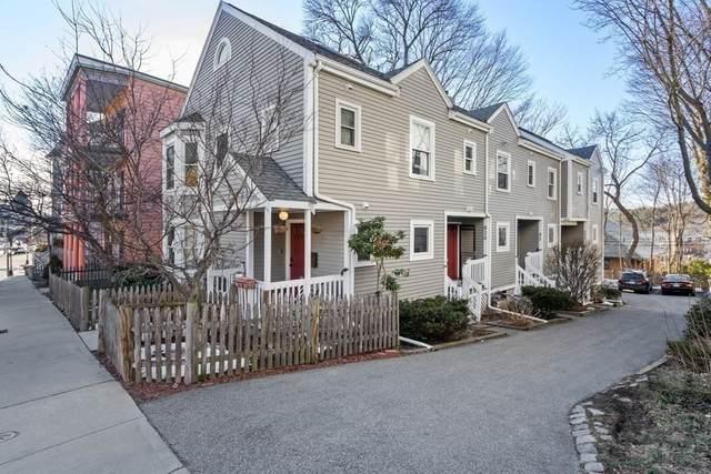 95A Wachusett Street 95A, Boston, MA 02130 (MLS #72792007) :: Westcott Properties