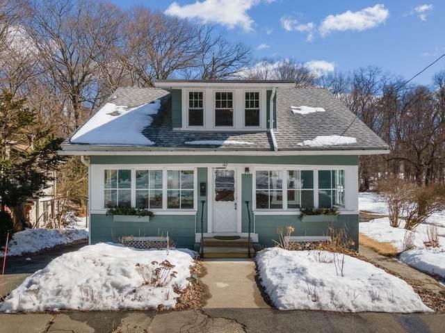167 Chestnut St, Northampton, MA 01062 (MLS #72792039) :: The Duffy Home Selling Team