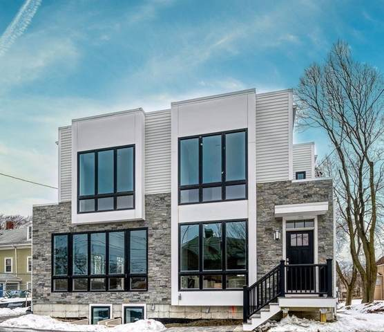 91 Crafts St #91, Newton, MA 02458 (MLS #72792046) :: The Gillach Group