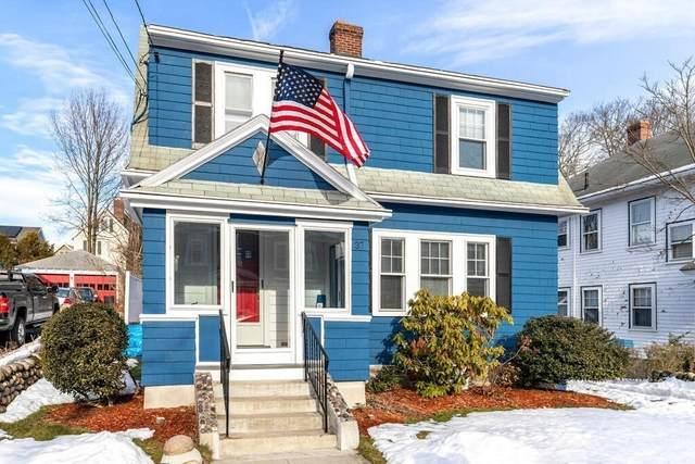 37 Sanborn Avenue, Boston, MA 02132 (MLS #72792097) :: Charlesgate Realty Group